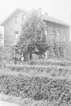 Das Bahnhaus