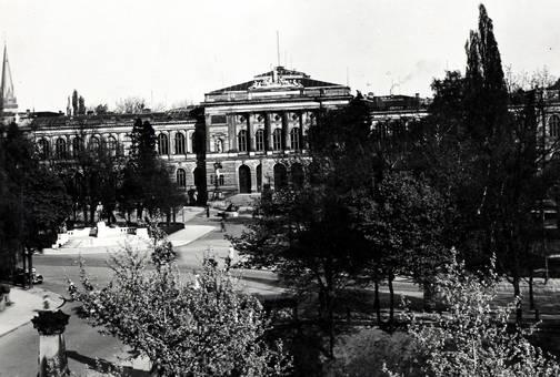 Universität Straßburg