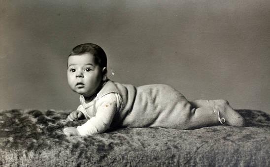 Babyporträt