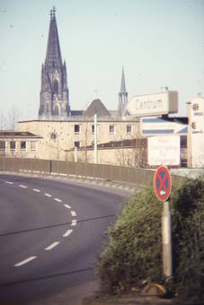 Straße am Dom