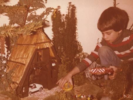 Playmobil und Jesus