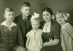 Familienbild 1942