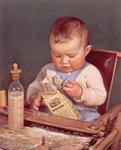 Baby Werbung