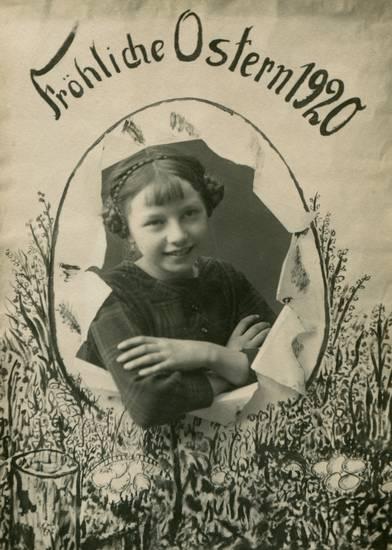 1920, 1970, Ostern