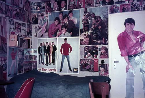 Mein Jugendzimmer mit 15 (2)