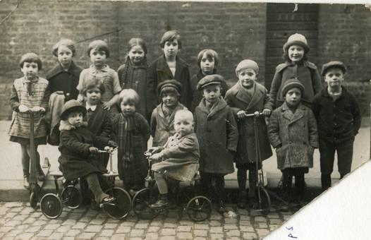 Ullrichgasse Köln 1928