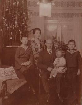 Weihnachten 1927