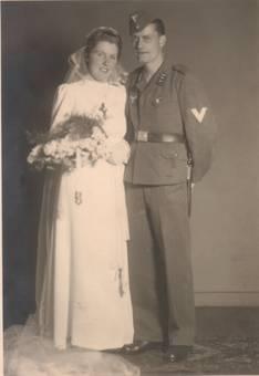 Hochzeit 1944