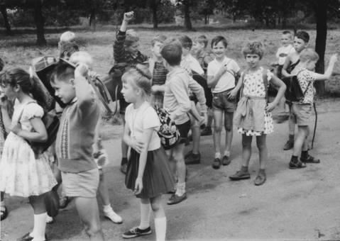 Wandertag 1963 in Rösrath