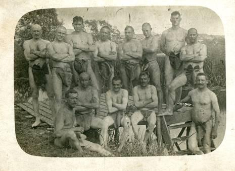 Badefreuden 1916