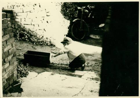 Gartenspielzeug 1959