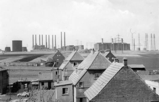 Kraftwerk in Hürth-Knapsack