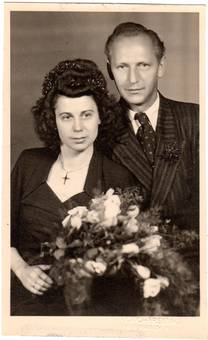 Hochzeit 1951