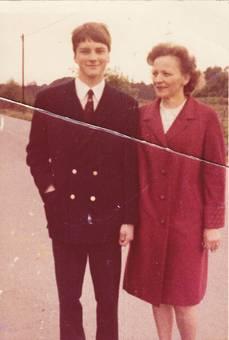 Meine Mutter und ich