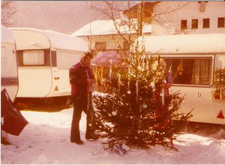 Campingweihnacht