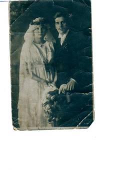 Hochzeit 1900