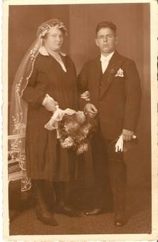 Hochzeit meiner Eltern