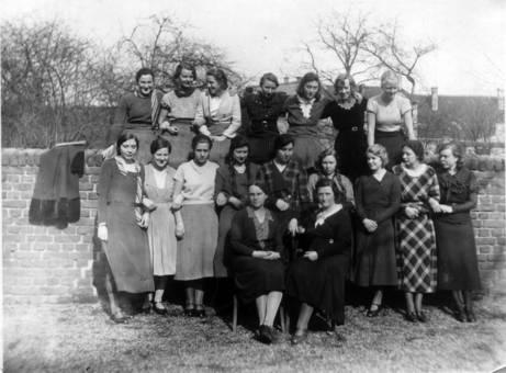Ostern 1933