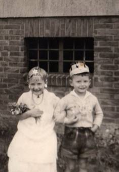 Schützenpaar  1963