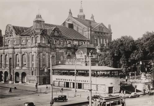 Opernhaus in Köln