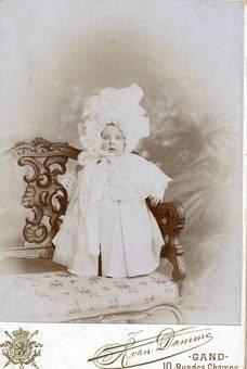 1901 Erster Geburtstag
