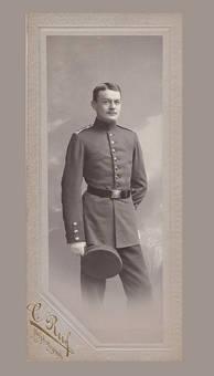 Junger Leutnant