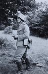 Foto eines Wehrmachtssoldaten