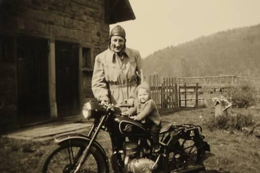 Motorrad-Nachwuchs