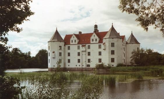 Schloß Glücksburg /Flensburg