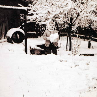 Schnee im Ruhgebiet II