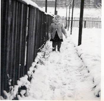 Schnee im Ruhgebiet III