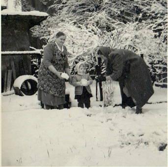 Schnee im Ruhgebiet I