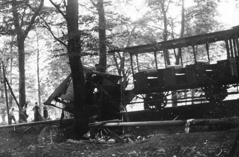 Drachenfelsbahn Unglück