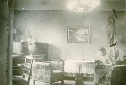 Wohnzimmer in Berlin