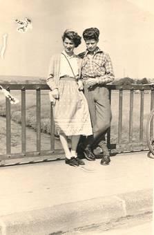 Meine Mutter und mein Vater