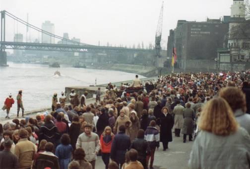 Sinterklaas 1982 Uerdingen