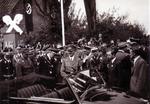 Hitler beim Besuch