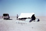 Zelt in der Wüste