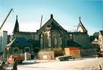 Brackweder Kirche brennt