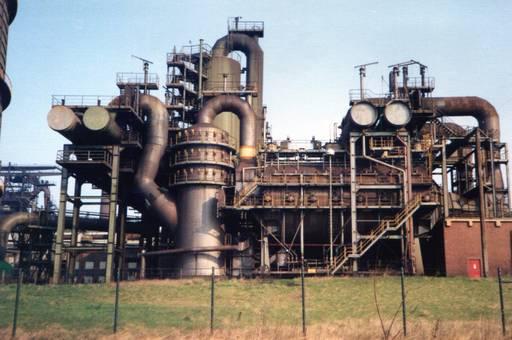 Stahlwerk DO-Hörde