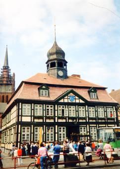 Rathaus Grabow Meckl.