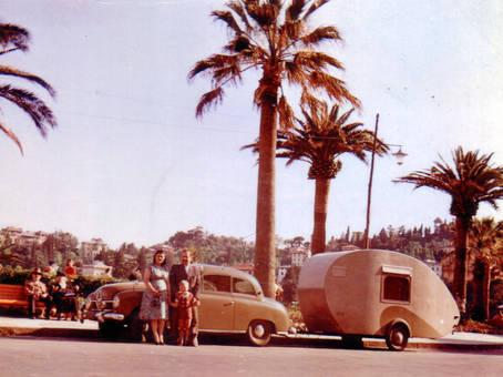 Italienreise 1951