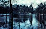 Dalke Hochwasser