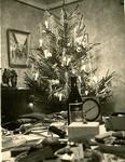 Weihnachten um 1950 bis 1955