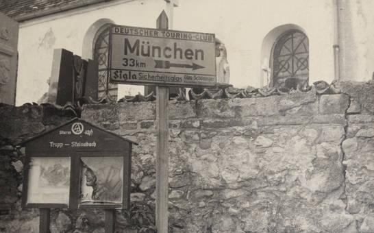 Nach München