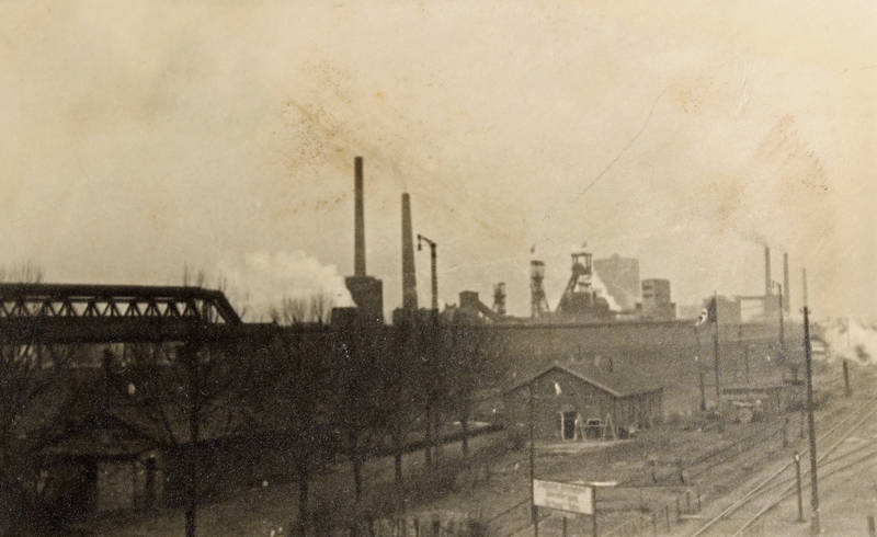 Bergbau, Bergwerk, brücke, Dortmund, grube, industrie, industriegebiet, oberkassler, Zeche, Zeche-Hansa
