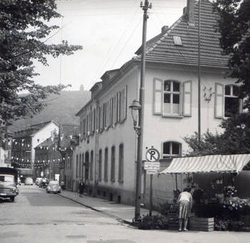 Kamperstraße in Langenberg