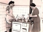 Kochen mit Schwiegermutter