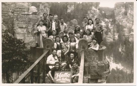 Chorfahrt Sächsische Schweiz
