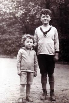 Zwei Jungen